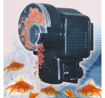 DISTRIBUTEUR AUTOMATIQUE DE NOURRITURE POISSON RETARDEMENT ENGRAIS AQUARIUM