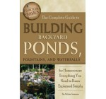 The Complete Guide to Building Backyard Ponds, Fountains, and Waterfalls for Homeowners: Everything You Need to Know Explained Simply Reviews
