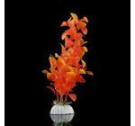 Plante Artificielle Orange En Plastique Décoration Aquarium Reviews