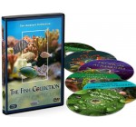 DVD Aquarium – La collection poissons – 6 DVD – filmé en HD – Aquariums tropicaux et d'eau douce