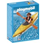 Playmobil – 5132 – Jeu de construction – Kayak