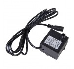 DC 6-12V 5W Pompe à Eau Submersible pour Aquarium Etang Fontaine Hmax: 0-1,5 Mètres Reviews