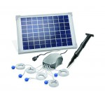 Kit aérateur de bassin solaire Power Air 5 Reviews