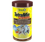 Tetra Poissons Eau Douce Tropicale Aliment Complet TetraMin Granules 500 ml Reviews