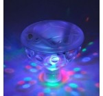 Ghope Underwater LED Disco AquaGlow Aquarium Glow Light Show étang Spa bain à remous lumière