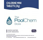 6 x 1 kg de mini piscine tablettes chlore par spachem – Multifonction pour jacuzzi piscine spa – Bulk Buy