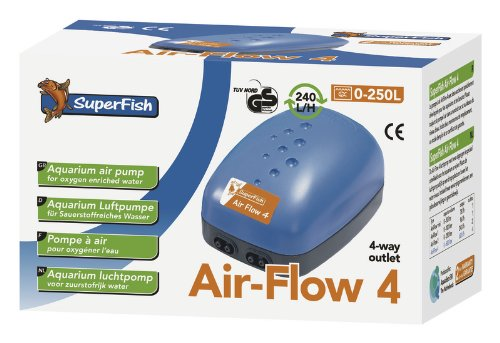 Superfish – Aérateur Pour Aquarium – Airflow 4