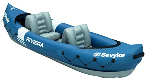 Sevylor Riviera Kayak 2 places Bleu