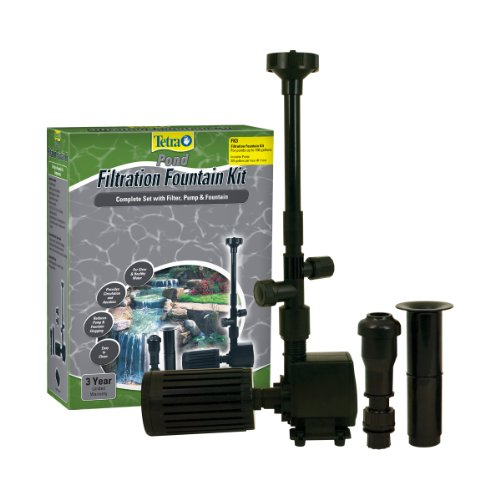 Pond Fk3 Filtration Fountain Kit (up To 100gal)