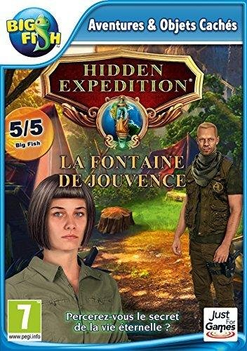 Hidden Expedition 10: La Fontaine de Jouvence