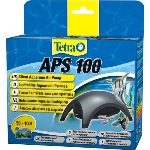 TETRA APS 100 – Pompe à Air pour Aquarium de 50 à 100L Reviews
