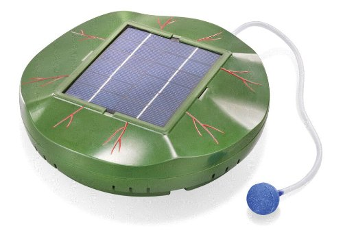 Oxygénateur de bassin solaire Floating Air Esotec Reviews