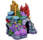Resin Ornament – Red Sea Coral Hideaway X – sm Reviews