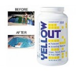 Yellow Out Pool Algaecide 2 lbs. Jardin, Pelouse, Entretien Reviews