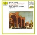 Respighi : Pins de Rome, Fontaines de Rome, Fêtes romaines Reviews